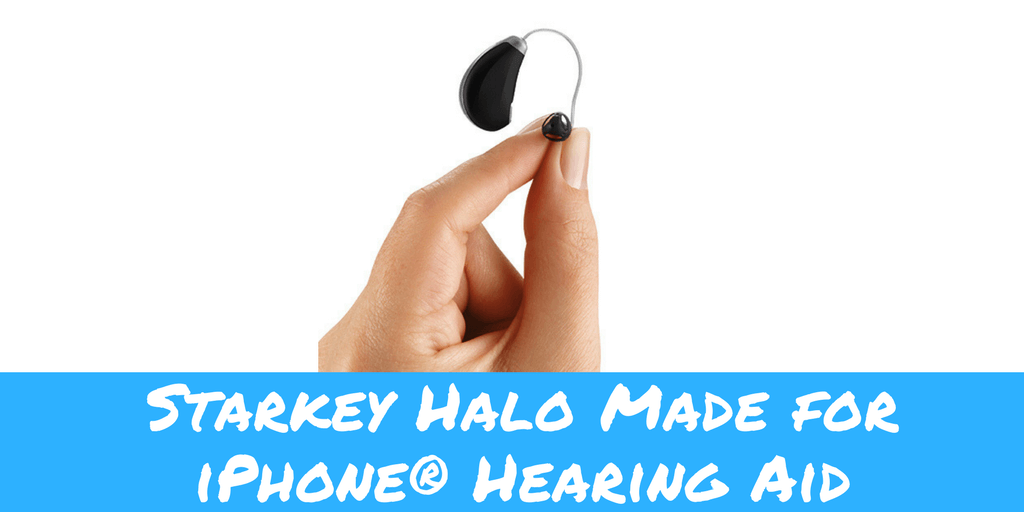Starkey Halo Made for iPhone® Hearing Aid