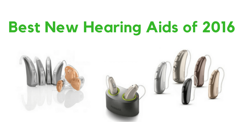 Best New Hearing Aids of 2016