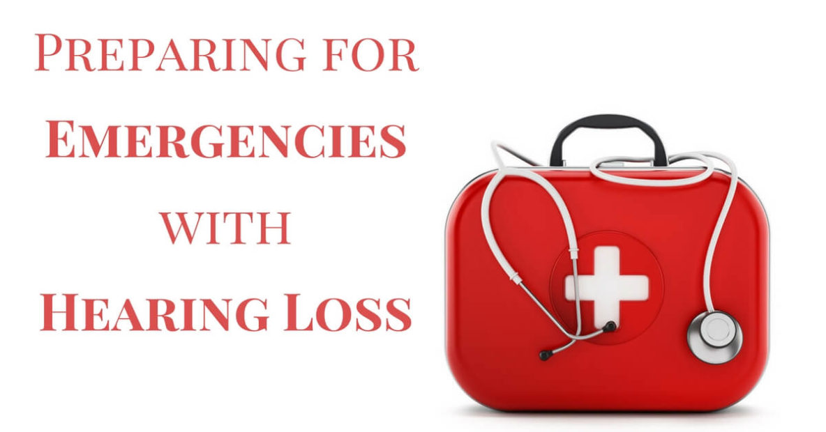 How to Prepare for an Emergency with Hearing Loss