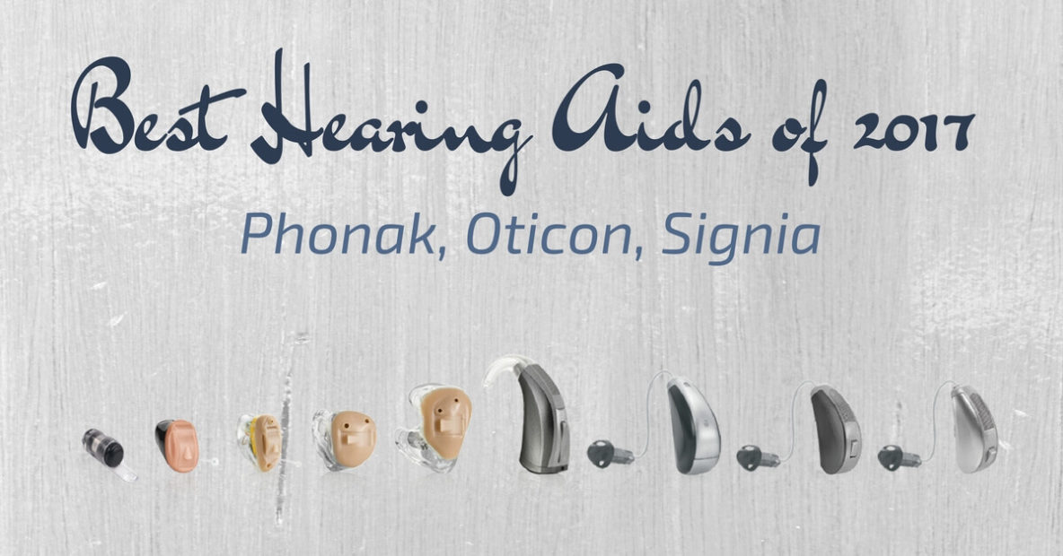 Best Hearing Aids to Enter the Market in 2017