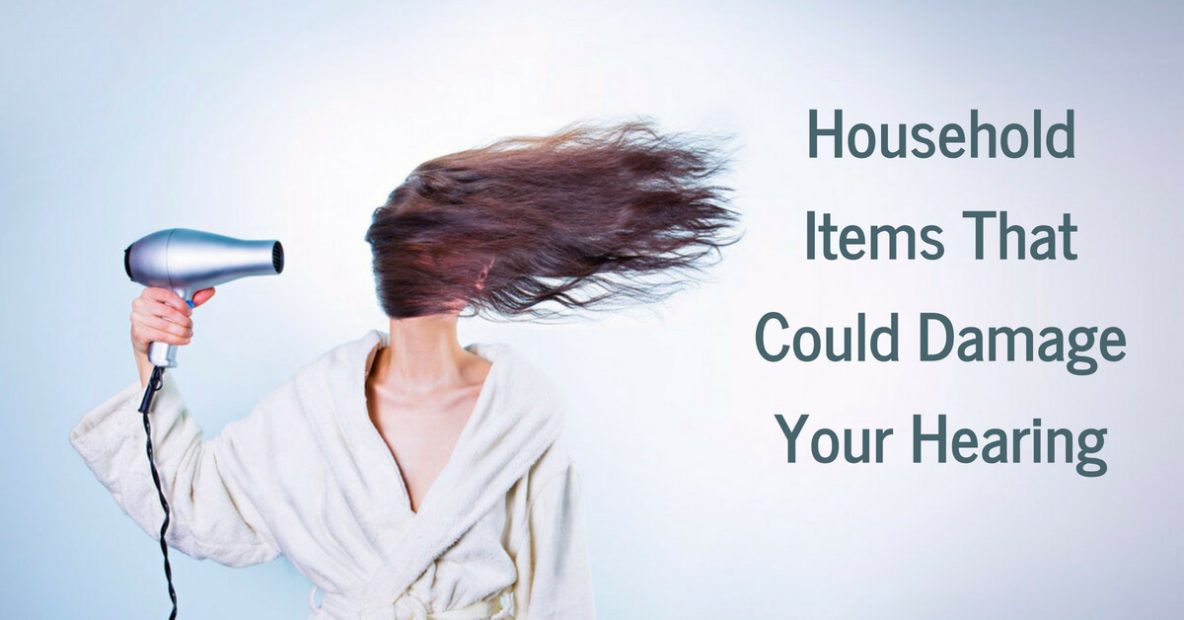 Household Items That Could Damage Your Hearing