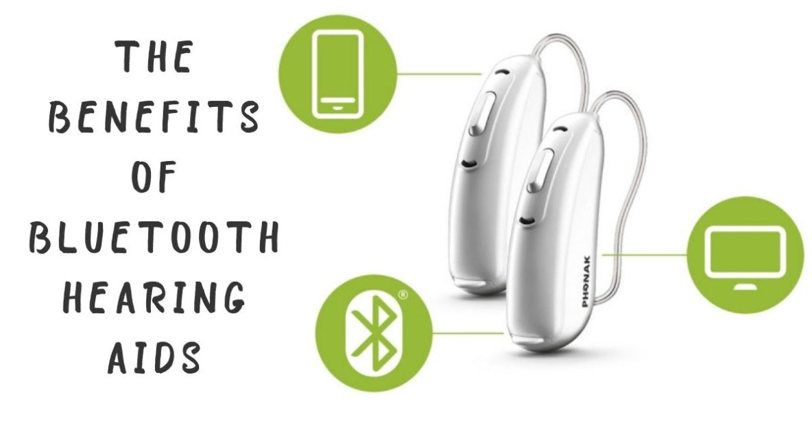 The Benefits of Bluetooth Hearing Aids